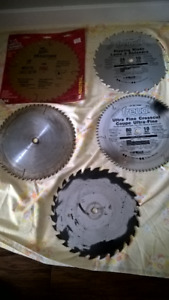 Saw Blades 10 inch for table saw