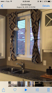 Decorative Side Panel Curtains