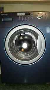 WASHER AND DRYER  (( SET ))