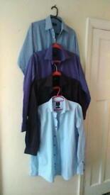 Mens Designer Shirts x4
