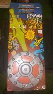 He-Man Power Sword and Shield