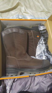 Timberland Pro Mortar Wellington WP Composite Safety Toe Boots