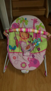Baby bouncey chair