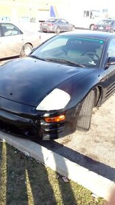 2003 Mitsubishi Eclipse Coupe LOW LOW KMS