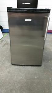 Cuisinart 3.1 cu.ft. Stainless Steel E-Star Compact Refrigerator
