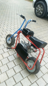 Minibike for sale 7HP! Fast!