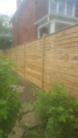 Get in early with a bran new fence and deck