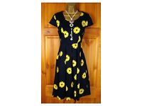 Size 14 Brand new Sunflower Dress