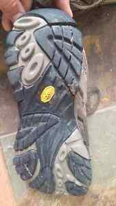 *Reduced* Merrell mens size 13,  gore-tex hiking shoes. Prince George British Columbia image 3