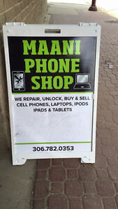 Maani Phone Shop Regina Regina Area image 1