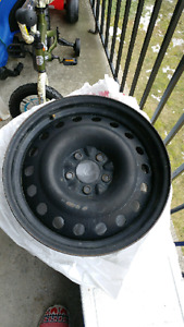 Basic steel rims... Need gone!