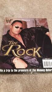 WWF / WWE Magazines Attitude Era