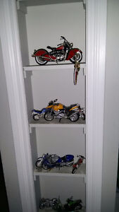 Motorcycle mini collection 15 pieces
