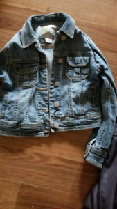 Girls Spring jackets size 7