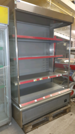 Commercial multideck drinks/Food display chiller excellent condition