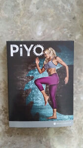 PiYo Workout - Pilates + Yoga - By Chalene Johnson - BRAND NEW!