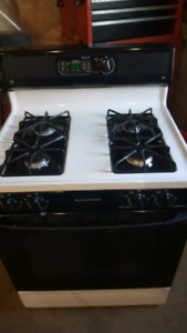 G.E Gas Stove and oven
