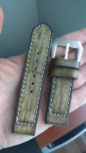 Straps and Buckles for Sale for Panerai and other watches