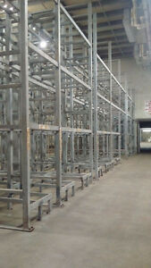 Large storage warehouse