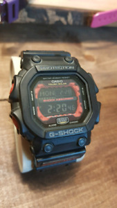G Shock King GX-56-1A solar watch