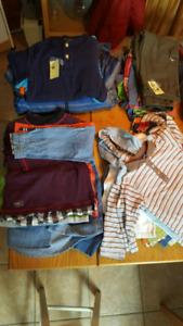 Lot de vêtements 18m à 6 ans Garçon(Souris Mini-Mexx)