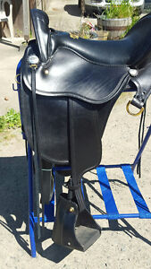 ~Custom Tucker Gen 11 Plantation Saddle(NEW)~