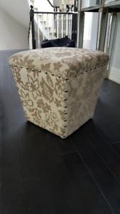 Ottoman/ foot stool