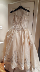 Eve of Milady Ballgown & Double Petticoat