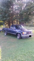 1996 GMC C/K 1500 TRADE FOR A 4X4