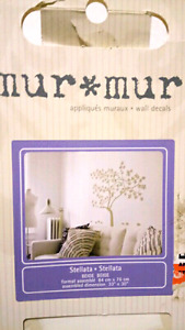 Wall decals - never used