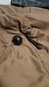 Gumball shift knob and 3.5in extension