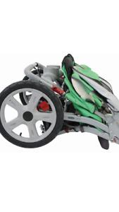 Instep Grand Safari Double Jogger Stroller