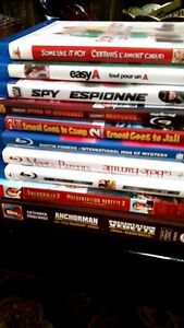 Blu Ray Comedies For Sale Cambridge Kitchener Area image 1