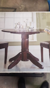 42 inch Round Pedestal Table