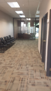 OFFICE SPACE FOR RENT @$500.00 EACH ROOM