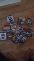 Plusieurs jeux de PS3 à vendre à bon prix