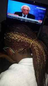 Africa hairdresser braiding hair for affordable price  Edmonton Edmonton Area image 4