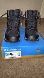 Columbia winter shoes - US 10.5 size - 70$ obo
