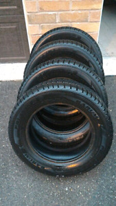 195/65R15 Barum Polaris Winter/snow tires by Continental