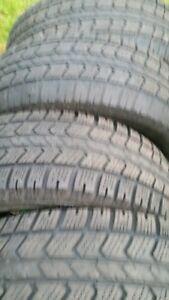 "Set of 4-235/65/17"" Winter tires"