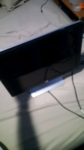 Hp monitor with built in speakers