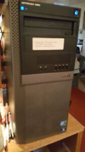Dell Optiplex 980 MT w/ Core i5-3.20GHz ,with monitor,keyboard