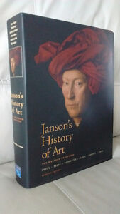 Jansons History of Art (seventh edition)