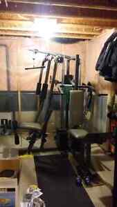 Weider Pro 9640 Multi Station Exercise Equipment London Ontario image 3
