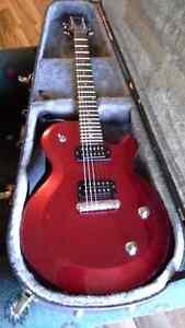 Yamaha guitar with hard case