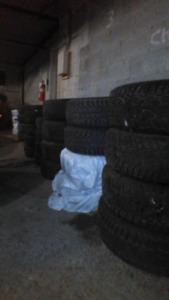 Winter Tires*Firestone*Goodyear*General*Michelin*On Rims