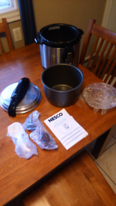 Nesco Digital Pressure Cooker