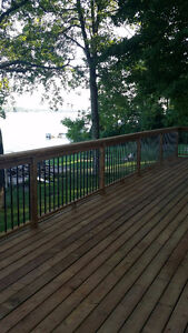 Waterfront Home close to Brockville 200' frontage