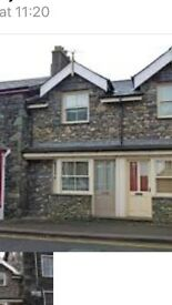 2 bedroom cottage for rent in Bowness Windermere.