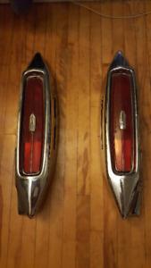 Cadillac Fleetwood pièces (bumpers, lumières...)